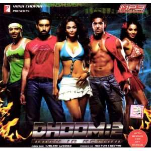Dhoom 2 (MP3)+ bonus yrf hit songs: Various artist: Music