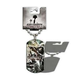 Call of Duty World at War Dogtag Jungle Clothing