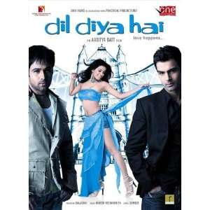 ) (Hindi Romance Film / Bollywood Movie / Indian Cinema DVD) Emraan