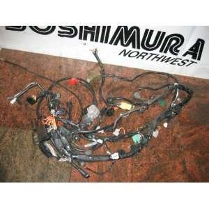 04 Suzuki gsxr600 gsxr 600 main wiring harness Automotive