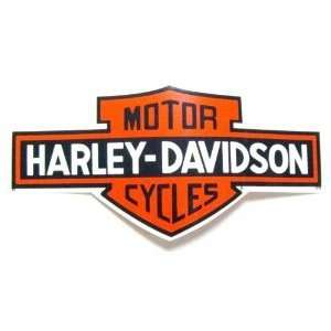 Harley Davidson ~ Bar And Shield ~ Outside Sticker