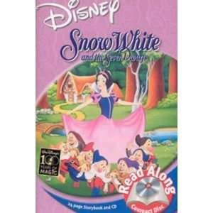 Snow White (Disney Readalong CD & Book) (9781841360942