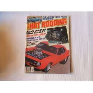 Popular Hot Rodding September 1984 (150 MPH SMOG LEGAL T/A
