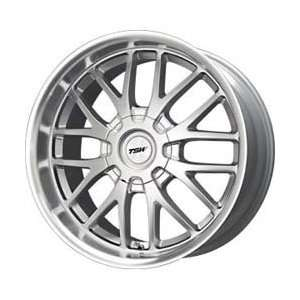 TSW Kyalami Silver 18 Wheel Set on Nankang Ns 2 Tires