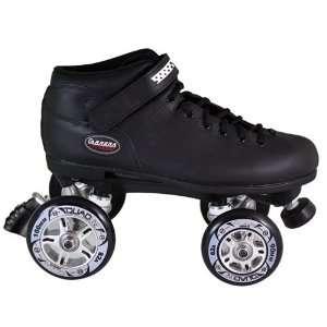 Quadline RH Carrera Skates HOT ROD 90mm/100mm HI LO Supreme Low cut