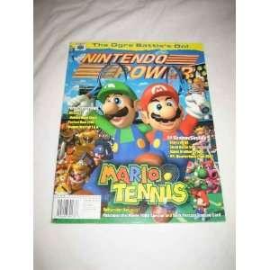 Nintendo Power V. 135 Aug. 2000 Mario Tennis Starcraft Perfect Dark