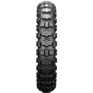 Dunlop D908 Rally Raid Enduro Dual Sport Motorcycle Tire   140/80 18