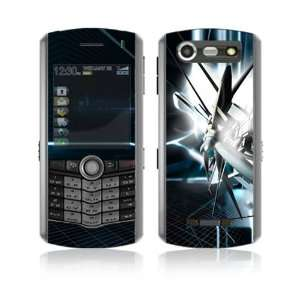 8110 8120 8130 Decal Vinyl Skin   Abstract Tech City