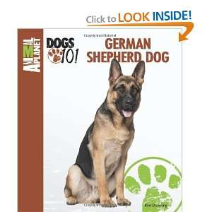 German Shepherd Dog (Animal Planet Dogs 101) [Hardcover]