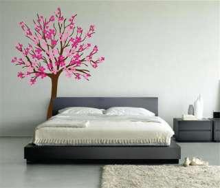 Tree Art Decal Nursery Dogwood Magnolia Tree Flower Blossom Kids 1116