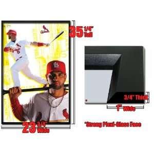 Framed Albert Pujols Poster St Louis Cardinals Fr4882