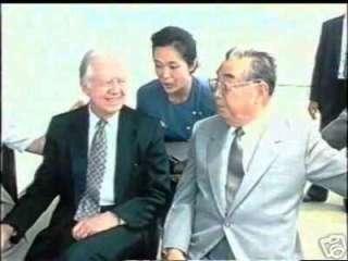 DVD KIM IL SUNG 1994 North Korea Documentary in English
