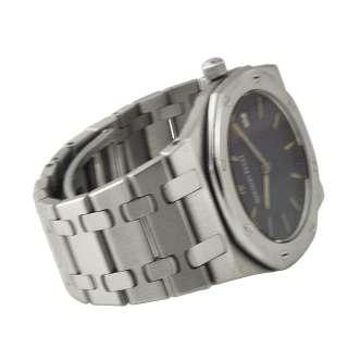 Audemars Piguet Royal Oak Watch in 18K White Gold