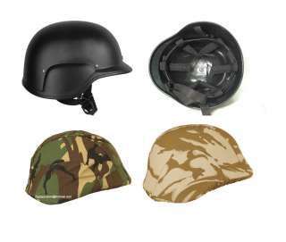 Military Army US Assault Tactical M88 Helmet USMC SWAT Police Black