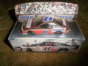 H2 NEW 1992 SNICKERS #8 NASCAR RACE CAR  DIECAST