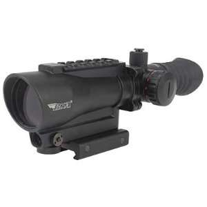 BSA Optics Tactical Weapon Rifle Scope 1X 30 Red Dot Black 650 nm 3R