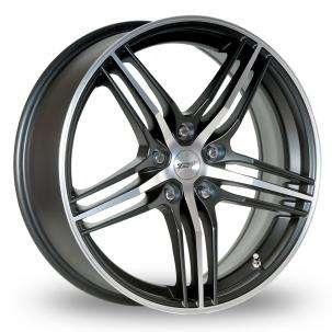 17 TSW Tribeca Alloy Wheels & Nankang Tyres   SUZUKI GRAND VITARA