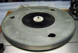 Thorens TD 165 Stereo Belt Drive 2 Speed Turntable w Grado Cartridge