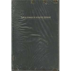 : the OMGUS surveys, 1945 1949 (9780252000775): Anna J Merritt: Books