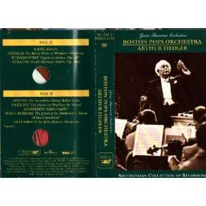 Arthur Fiedler, Boston Pops Orchestra Music