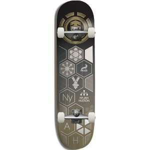 Element Skateboards Nyjah Atomic Complete   8