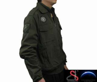 ClotheSpace Mens US Army Airborne 101 Jacket MJ21 S