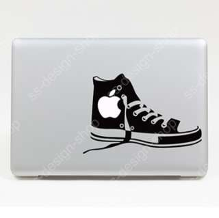 All Star Sneakers Shoe Vinyl Decal Sticker Skins for MacBook Pro