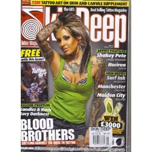 Skin Deep Magazine (Tattoo Shows, May 2010)