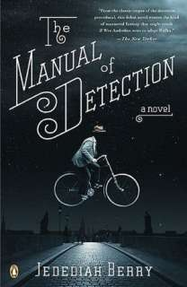 The Manual of Detection by Jedediah Berry, Penguin