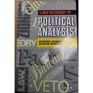 Analysis (9780340528600) Geoffrey Roberts, Edward Alistair Books