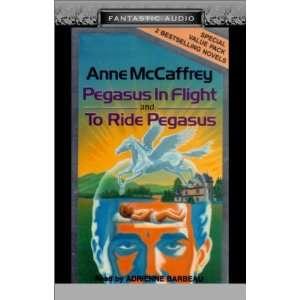 Ride Pegasus (9781574534924) Anne McCaffrey, Adrienne Barbeau Books