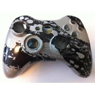 Xbox 360 Custom Controller Shell Kit   Artic Camo Explore