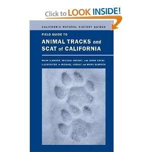 to Animal Tracks and Scat of California (California Natural History