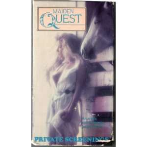 Maiden Quest [VHS] Sybelle Danninger, Heidy Ho, Lance