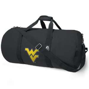 Duffel Bag Official NCAA Logo West Virginia University DUFFLE Travel