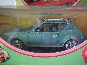 1974 AMC Gremlin1/24 Scale Car Fresh Cherries Diecast 661732732029