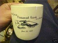 1977 First National Bank IN Jackson Minn MN Minnesota