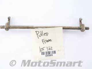 1980 Yamaha Special XS400SG Seat Latch Hook Assembly   Image 01