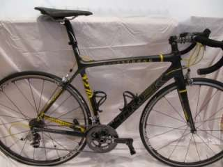 2011 Trek Madone 6.9 SSL Project One Live Strong Edition Sram Red Size