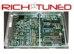 HONDA CIVIC 92 95 SOHC D16Z6 Y8 VTEC CHIPPED P28 ECU SI