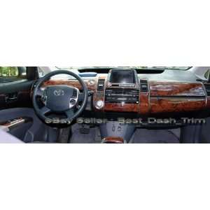 Toyota Prius Wood Grain Dash Trim Kit Everything Else