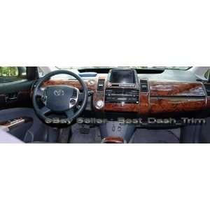 Toyota Prius Wood Grain Dash Trim Kit