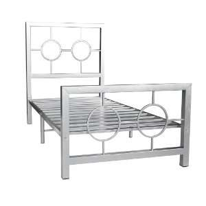 Home Source Industries 13161 Twin Metal Bed Frame with