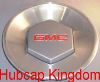 GMC ENVOY XL Wheel Center Cap NEW OEM SET