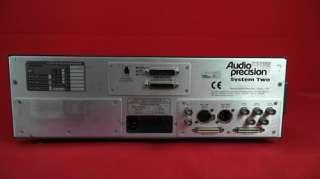 Audio Precision SYS 2522 System 2 Cascade Dual Domain