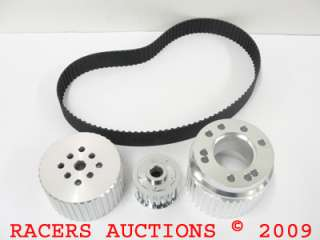 new high performance gilmer drive kit sbf ford 289 302 351w great for
