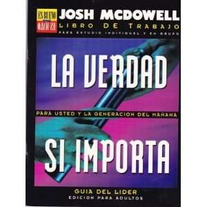 Bueno O Es Malo) (Spanish Edition) (9780311110834) Josh McDowell