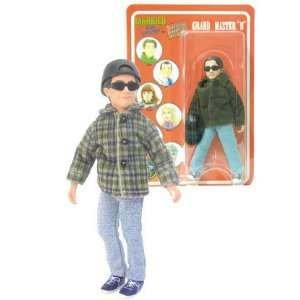 Exclusive Bud Bundy Grand Master B Action Figure: Toys & Games