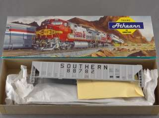 DTD TRAINS   HO SCALE ATHEARN RAIL RUNNER CUSTOM 54 HOPPER KIT