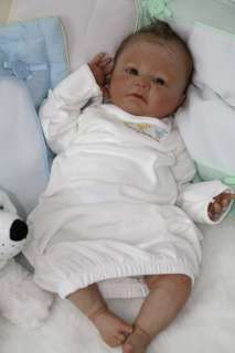 DOVES NURSERY ♥ Welcomes Reborn Downs Syndrome Baby Boy ♥A